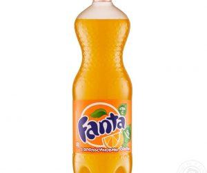Фанта «Апельсин»